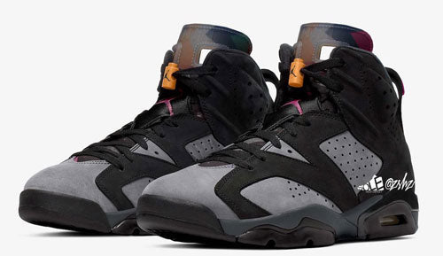 "Air Jordan 6 ""Bordeaux"""