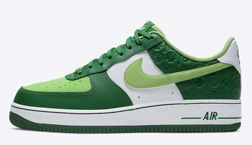"Nike Air Force 1 ""St. Patrick's Day"""