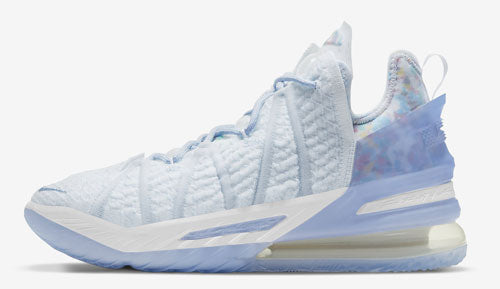 "Nike LeBron 18 ""Play for the Future"""