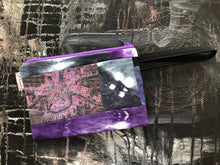 Load image into Gallery viewer, Patchwork NOLA Map Wristlet in Bright