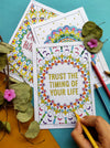 Adult Colouring Set of 20 Sheets with Pencils - A4-Description: This fun Adult Colouring Sheet set by Lemonade provides hours of stress relief and mental relaxation. It contains 20 sheets filled with intricate, detailed and inspiring designs and patterns. All you need now is to break out your colouring pencils, turn off your electronics, find your fav page and get colouring! Sold as a set of 20 A5 sheets and colouring pencils.-Default Tittle-LemonadeIndia
