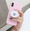 Cute Phone Holder-Fox-LemonadeIndia
