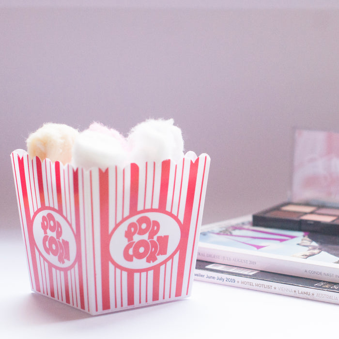 Popcorn Tumbler - Small-Description: A multi purpose tumbler by Lemonade is the perfect addition to your birthday party or even a comfy movie night in!You can fill in popcorn, cookies or even chocolates for all those treat days. These super attractive designs add extra chic to your space! You can even use this sturdy organizer to declutter your study table/work spaces or to organize your makeup section. Dimension: H - 3 Inches Sold Individually.-Default Tittle-LemonadeIndia