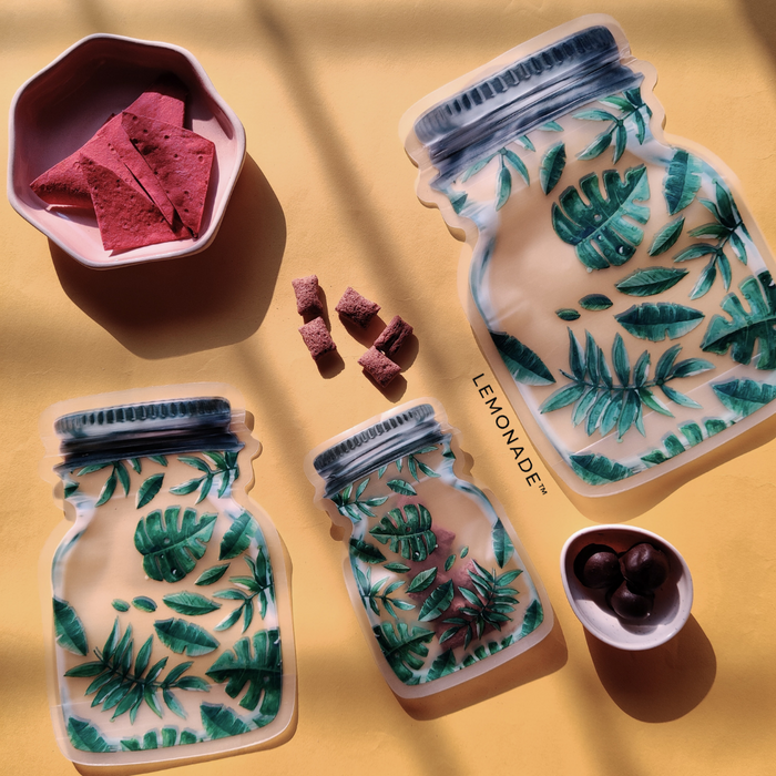 Re-useable Food Pouches