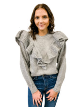 Load image into Gallery viewer, The Ruffle Sweater