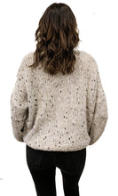 Load image into Gallery viewer, Confetti Cable Knit Sweater