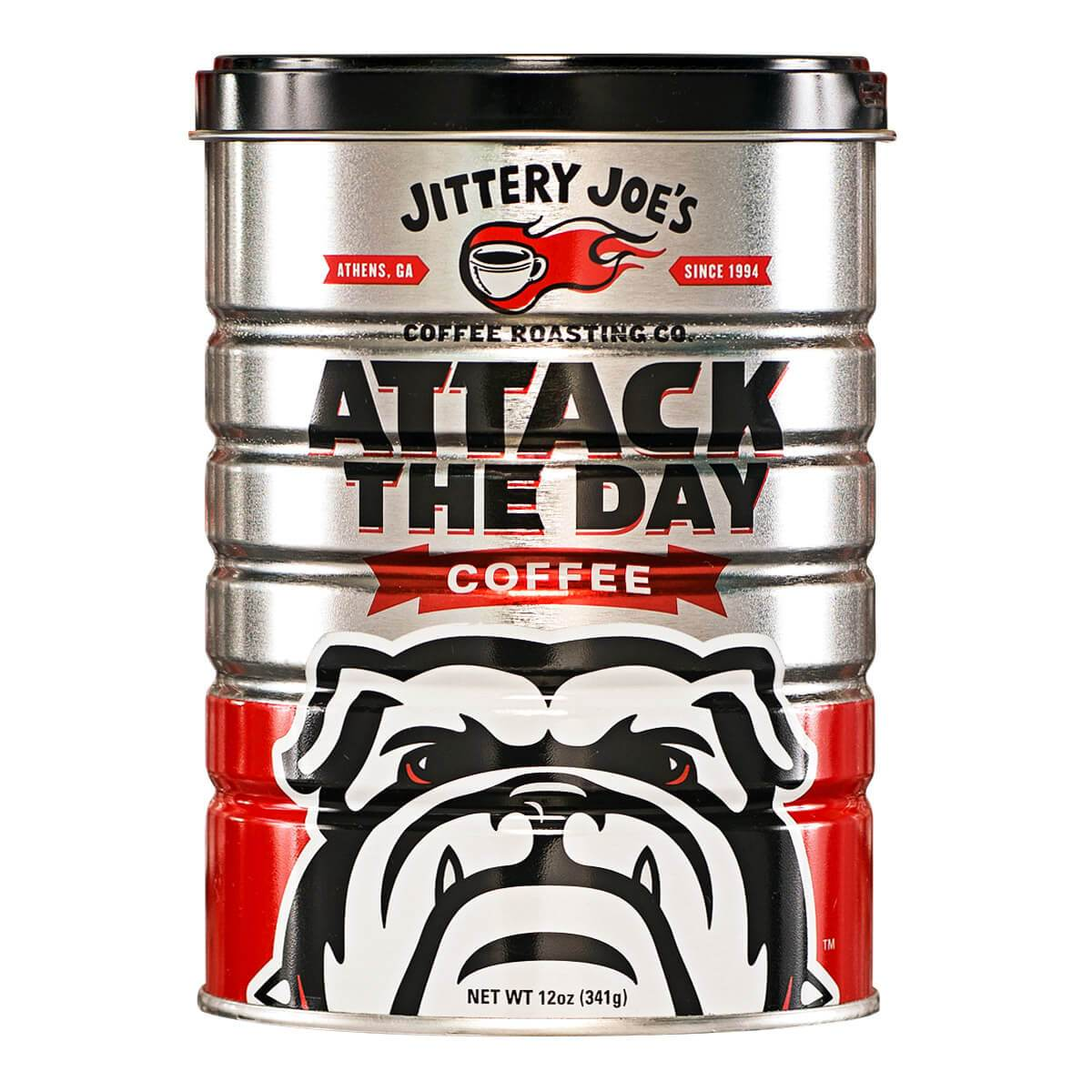 Jittery Joes Attack the Day Coffee!