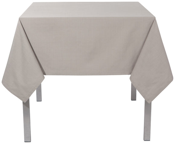 Grey Recycled Tablecloth