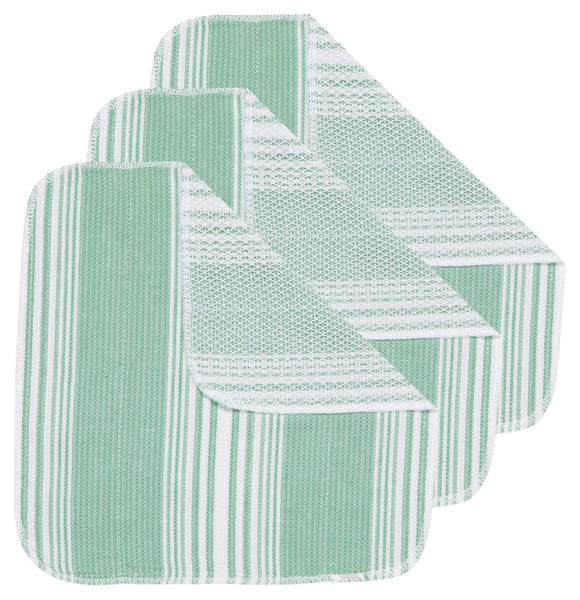 Green Scrub Cloths