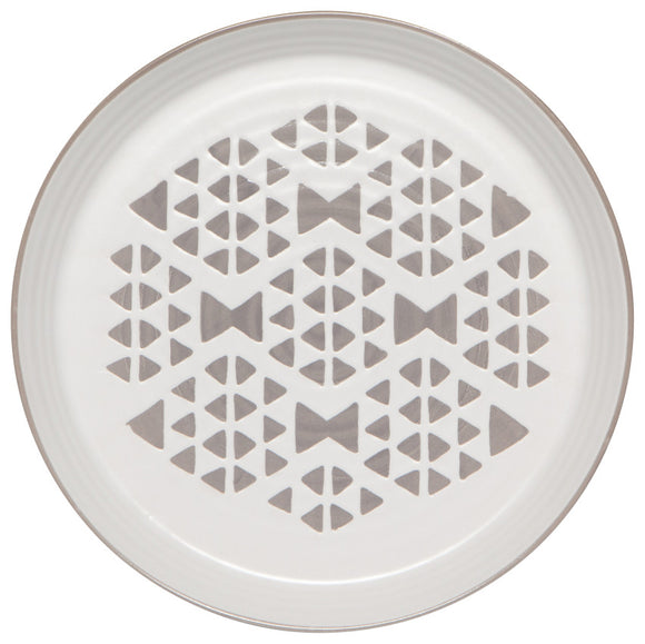 Imprinted Side Plate