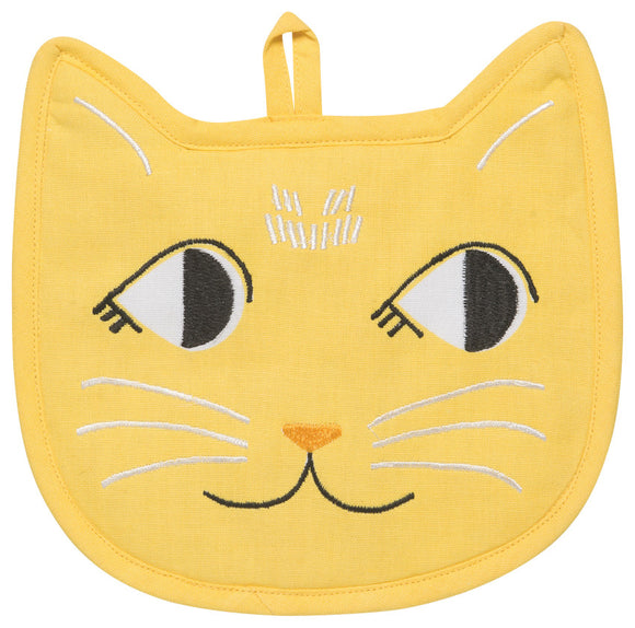 Cat Potholder Set