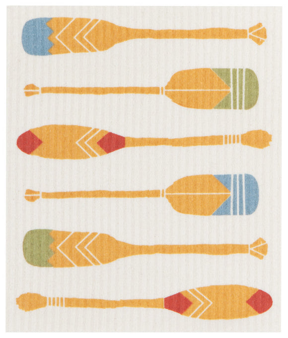 Lake Life Swedish Dish Cloth