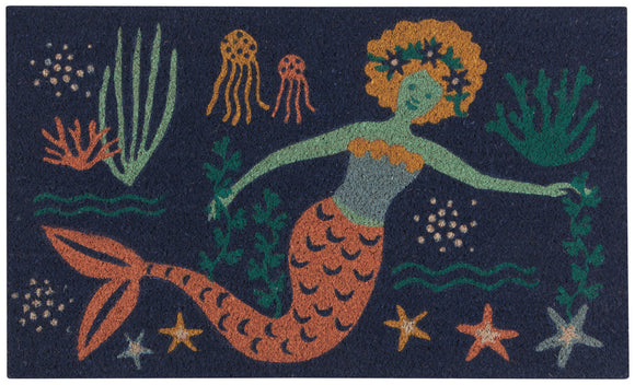 Mermaid Doormat