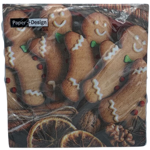 Gingerbread Napkins