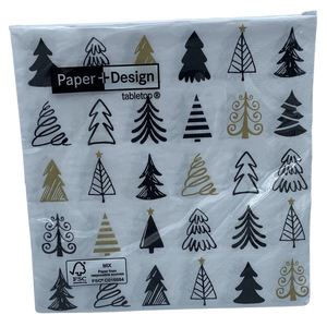 Tree Napkins