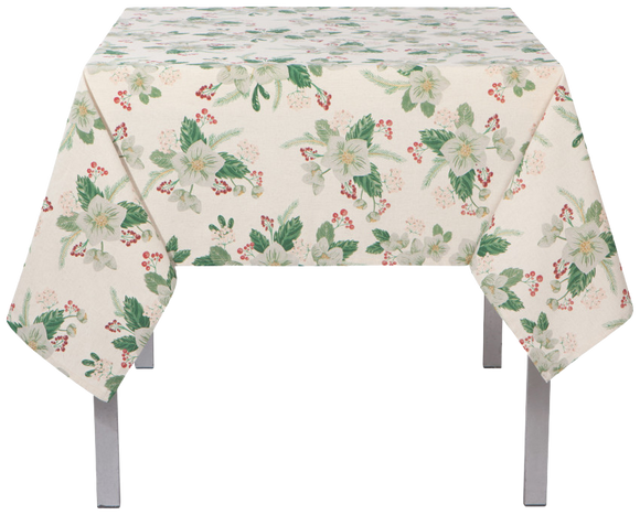 Winter Table Cloth