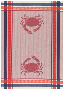Crab Dish Towels
