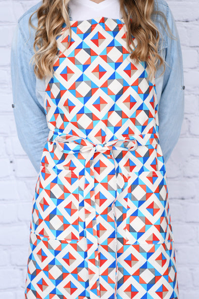 Bold and Beautiful Apron