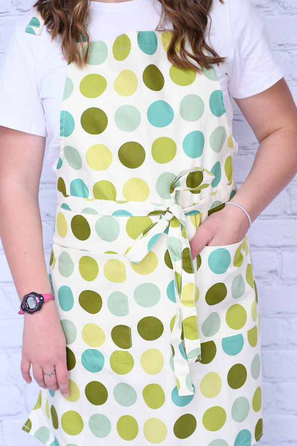 Lots of Dots Apron