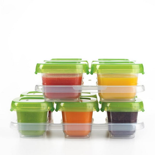 Baby Blocks Freezer Storage Containers (120 ml) (2)