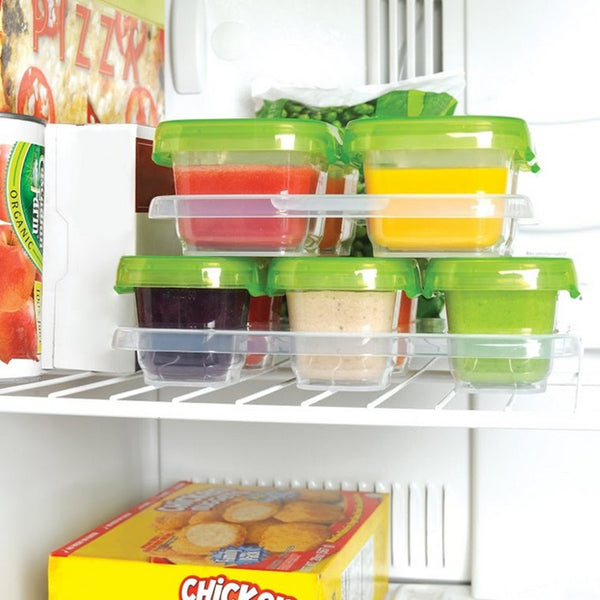 Baby Blocks Freezer Storage Containers (120 ml) (3)