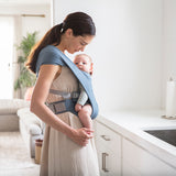 Ergobaby Embrace Newborn Carrier - Oxford Blue (3)