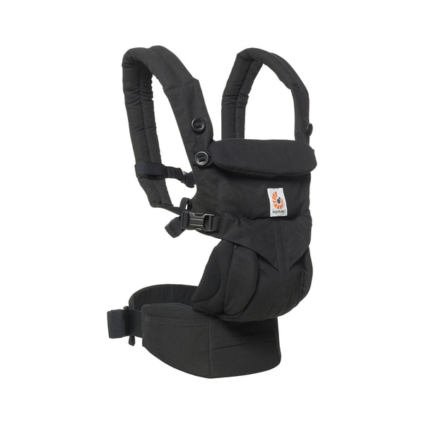 Ergobaby Omni 360 Carrier - Pure Black (1)