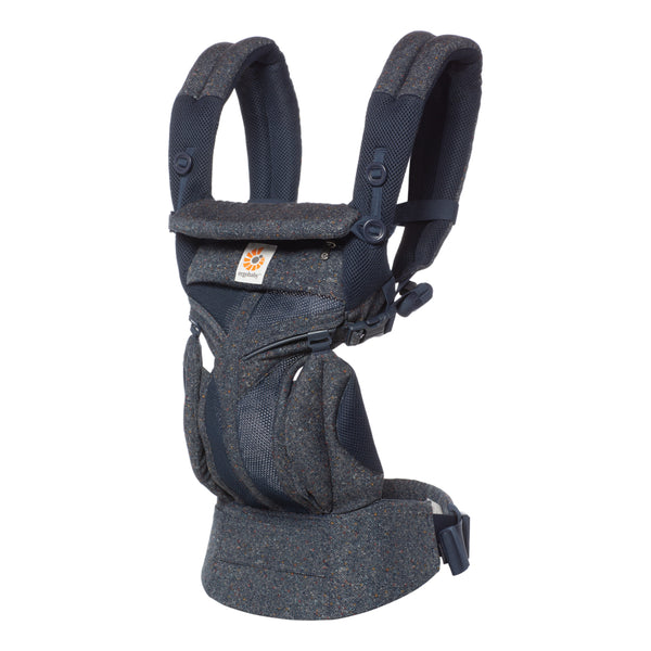 Ergobaby Omni 360 Cool Air Mesh Carrier - Blue Tweed