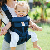 Ergobaby Omni 360 Cool Air Mesh Baby Carrier - Raven (1)