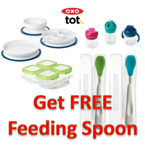 Promotion - OXO Free Spoon