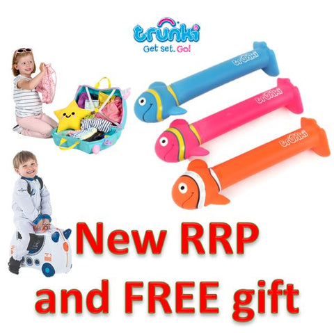 Promotion - Get Free Trunki Dive Stick