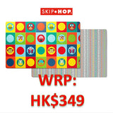 Promotion - Skip Hop Doubleplay Reversibe Playmat - Zoo