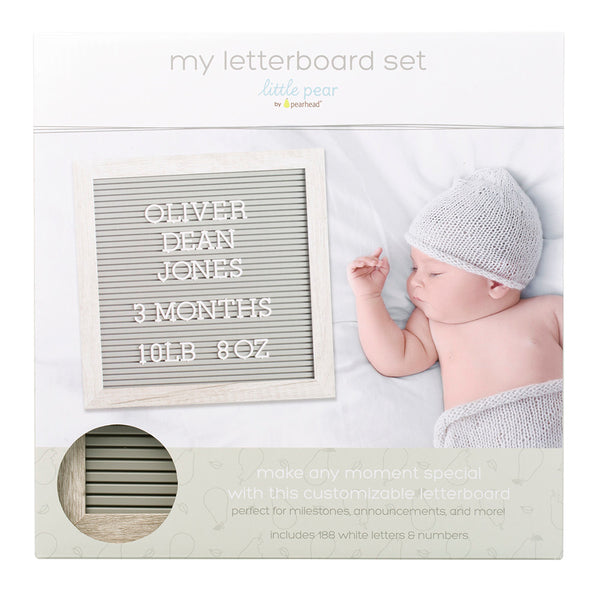 Little Pear Letterboard Kit (3)
