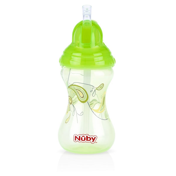 Nuby Clik-it Design Series Cup - Green