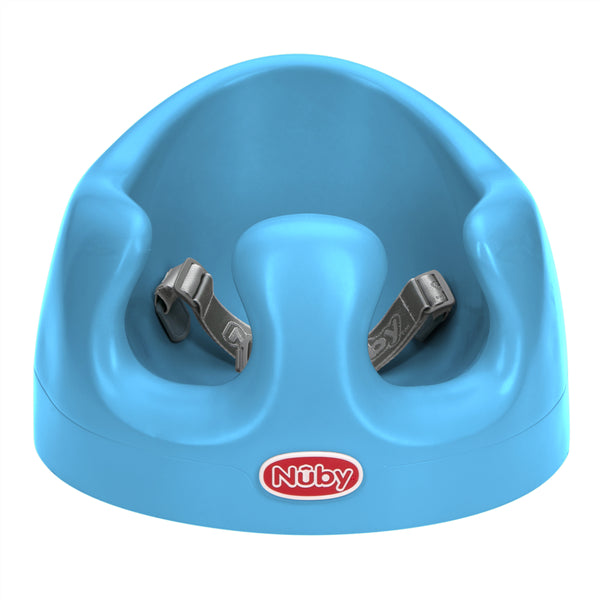 Nuby My Floor Seat - Blue (1)