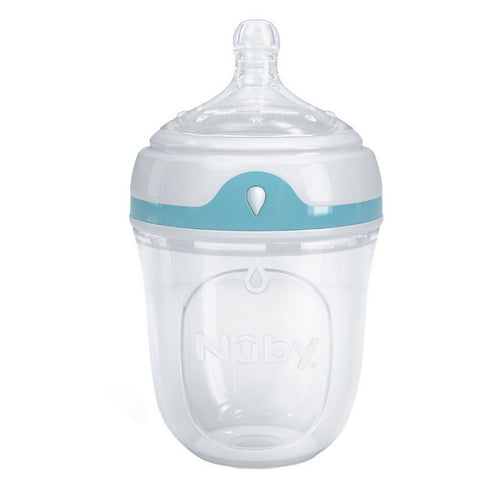Nuby Comfort Silicone Bottle 150ml
