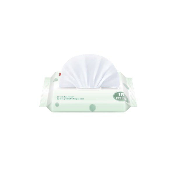 Nuby Protect Series Alcohol Wipes (1)