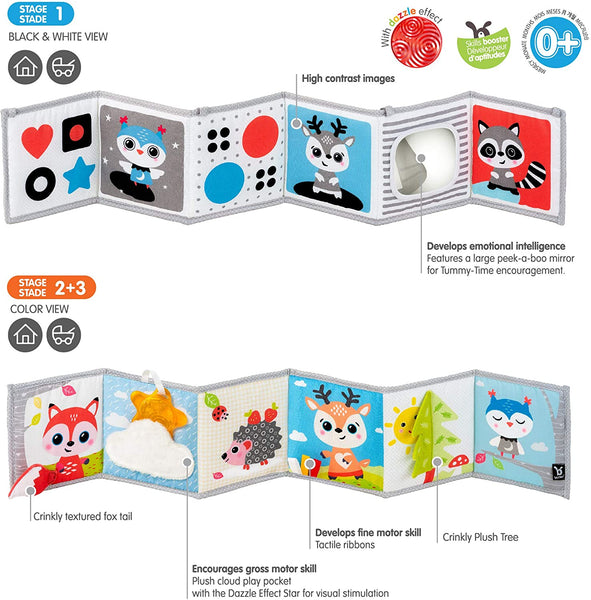 Benbat Double Sided Soft Book (4)