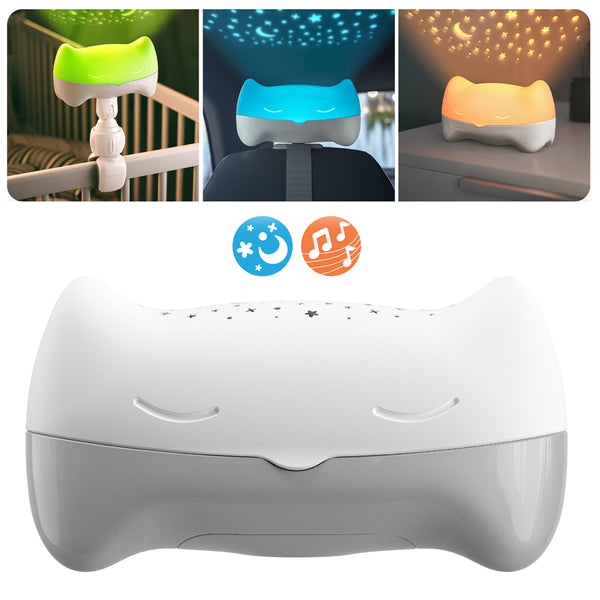 Benbat Hooty On-The-Go Projector & Soother