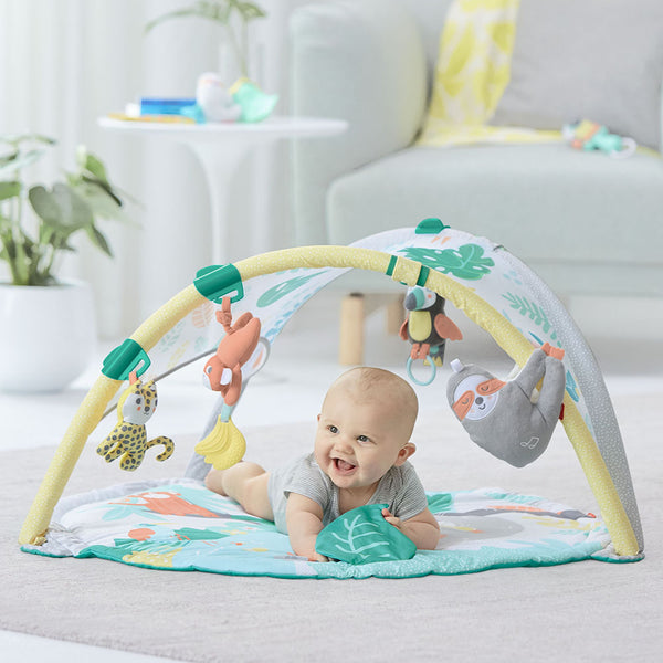 Skip Hop Tropical Paradise Activity Gym & Soother (1)