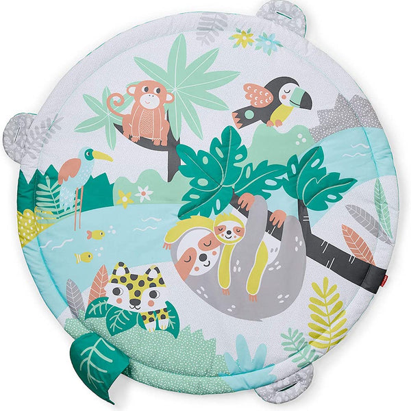 Skip Hop Tropical Paradise Activity Gym & Soother (4)