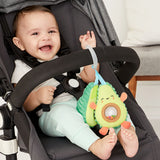 Skip Hop Farmstand Avocado Stroller Toy (3)