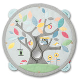 Skip Hop Treetop Friends Activity Gym - Grey/Pastel (7)