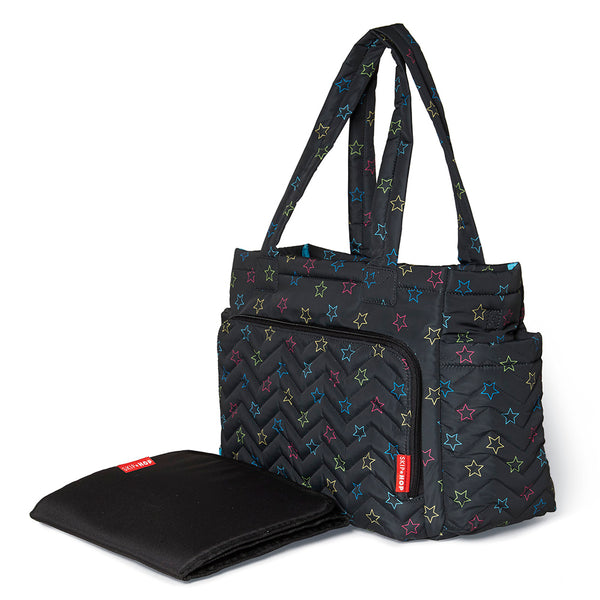 Skip Hop - Five Star Mommy Bag Tote - Star Multi (1)