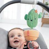 Skip Hop Farmstand Cactus Jitter Stroller Toy (2)