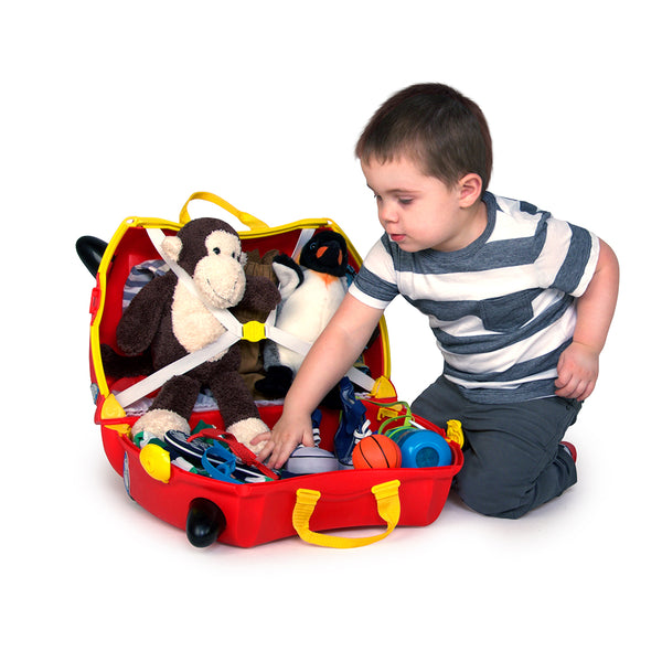 Trunki Ride-on Luggage - Rocco Race Car (1)
