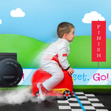 Trunki Ride-on Luggage - Rocco Race Car (3)
