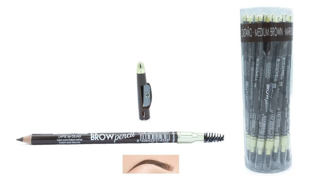CRAYON A SOURCILS + TAILLE CRAYON
