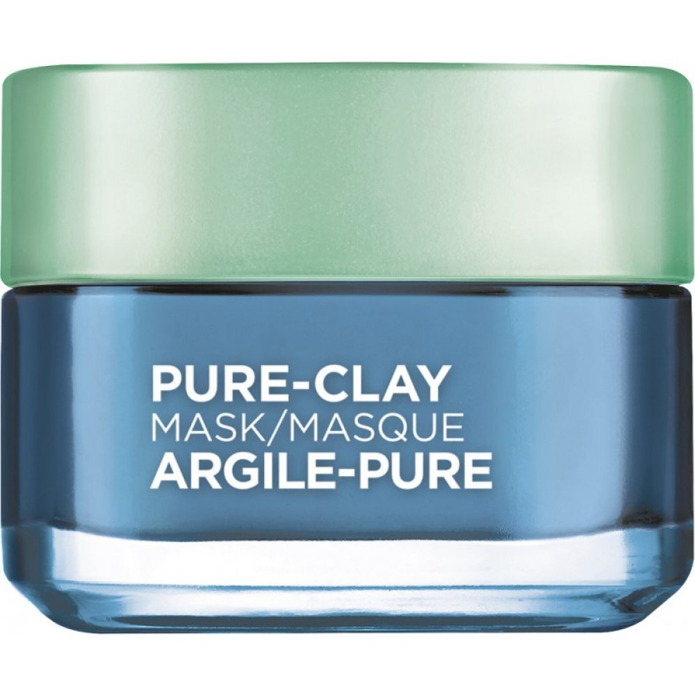 MASQUE ANTI IMPERFECTIONS ARGILE PURE L'OREAL