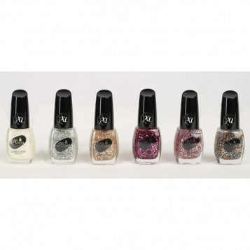 VERNIS A ONGLES BLING BLING LOVELY POP (lot de 6 pièces)